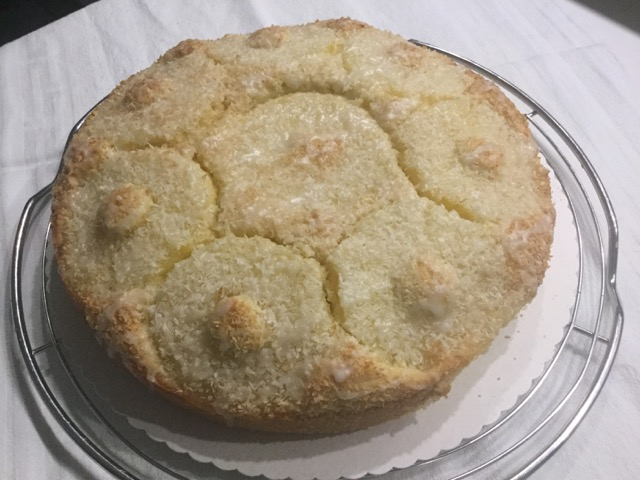 Ananas Kokos Kuchen Trudels Glutenfreies Kochbuch